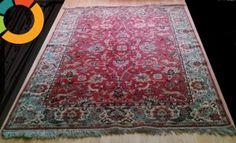Covor vechi Persan Tabriz 229/159cm foto