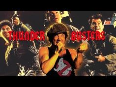 Thunder Busters (AC/DC vs Ghostbusters Mashup) by Wax Audio - YouTube