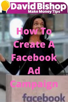 Are you thinking about doing paid advertising on the Internet? Then you need to know how to create a Facebook ad campaign.  This is not a decision to take lightly because you have so many options today you can go through an advertising budget very quickly with little to show for it.  Not that long ago pay per click advertising on Google was the way to go. Google Adwords is still a large source of income for Google, but may not be the best choice for you at first. Pay Per Click Advertising, Website Promotion, What Is Social, How To Attract Customers, Money Tips, Social Media Marketing, Online Business, Budgeting, How To Make Money