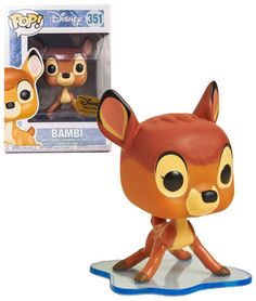 Funko POP! Disney #351 Bambi (On Ice Pond) - 2017 Disney Treasures Box Exclusive - New, Mint Condition.  http://www.ebay.com.au/itm/Funko-POP-Disney-Treasures-Exclusive-351-Bambi-On-Ice-Pond-New-Mint-/232614766426 OR https://www.supportivepc.com  #Funko #FunkoPop #Disney #Collectibles