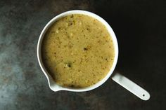 Well, this sounds delightful. Served with some crunchy, cheesy toast? Mmm. – Broccoli, Lemon and Parmesan Soup