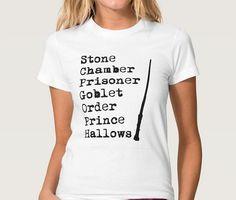 T-SHIRT: Stone Chamber Prisoner Goblet Order by EunoiaFindings