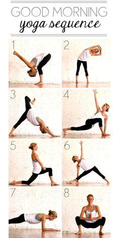 Easy Morning Yoga Routine