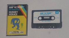 """Sinclair ZX Spectrum: Hungry Horace  The""""Horaces"""" were one of the first games I played when I was just 4 years old.  I keep great memories of them playing at my uncle's with the old 16Kb with rubber keyboard.  Tags:  #retrogaming #retrogames #sinclairzxspectrum #spectrum #zxspectrum #horace #hungryhorace"""