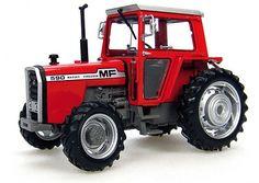 Massey Ferguson 590 Tractor (1/32)