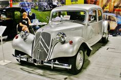 1956 Citroën Traction Avant