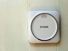 Je nach aktiviertem Sensor schrillt die mydlink Home Sirene (DCH-Z510) mit einem von sechs Alarmtönen.