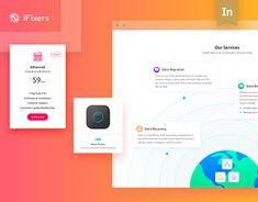 iFixers Website Redesign