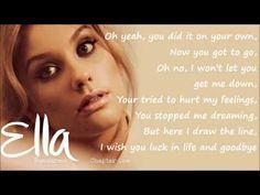 Ella Henderson - Missed (Official Studio Version) Lyrics on Screen [Full Length] New - YouTube