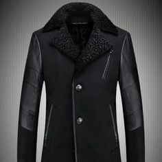 мужское пальто с кожаными рукавами 2017: 25 тыс изображений найдено в Яндекс.Картинках