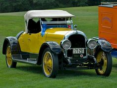 1922 Marmon Pace Car Speedster Model 34B   Nordyke and Marmon Co. Indianapolis, IN  1902-1925