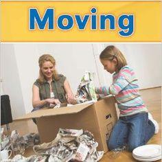 Moving - Vic Parker