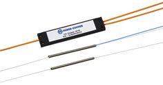 Acoplador de fibras / de haz de fibra óptica / multimodo / FBT 1 x 2 / 2 x 2 HUBER+SUHNER