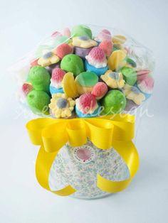 Bouquet en Vidrio Mediano | Sweet Design