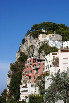 Wouldn't mind owning one of these.   Capri, Italy