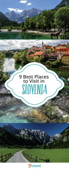 Looking for Slovenia