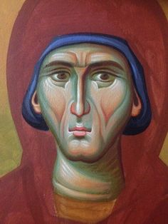 Iconographer Dimitris Maniatis – icoana Byzantine Icons, Hair Designs, Ikon, Fresco, Cathedrals, Drawings, Painting, Amazing, Art