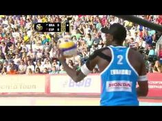 Evandro/Pedro (BRA) vs. Herrera/Gavira (ESP) - Men Moscow FIVB World Tour - Full Match 31.05.2015 - YouTube