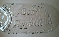 Bon Appetit Serving Tray  Recycled Wine by ChristinasCre8tions,