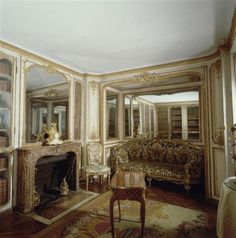 Apartment of Madame du Barry at Versailles