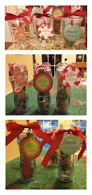 Gael's Crafty Treasures: Eat Drink and be Merry Gift tags