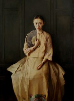 The Expected by Zhao Kailin (China , 1961)