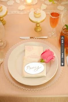 Amazing! - bridal shower place setting | CHECK OUT MORE GREAT VINTAGE WEDDING IDEAS AT WEDDINGPINS.NET | #weddings #vintagewedding #weddingvintage #oldweddingphotos #events #forweddings #iloveweddings #romance #vintage #planners #old #ceremonyphotos #weddingphotos #weddingpictures