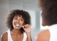 There's more to a sparkling smile than just brushing and flossing. So for World Oral Health Day, we're getting to the root of dental care best practices with these to-dos that can help ensure your teeth are as healthy as can be. Dental Care, Dental Teeth, Dental Floss, Oral Hygiene, Oral Health, Health Advice, Teeth Whitening, Dentistry, Beauty