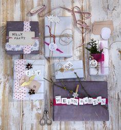 Weihnachtsgeschenke mit Liebe verpackt. Als Geschenkidee zu Weihnachten empfiehlt sich Schmuck, ganz besonders Diamantschmuck. Eine große Auswahl an Ketten, Armbändern und Ringen mit Diamanten finden sie auf unserer Seite www.bellaluce.de. #diamantschmuck #weihnachten #geschenk