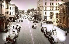 Chillicothe St. 1940's