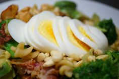 Pesto, Bacon, Eggs, Breakfast, Foods, Morning Coffee, Food Food, Food Items, Egg