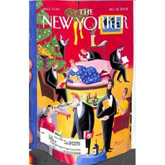 Cover Print of New Yorker, December 16 2002 | $6.60