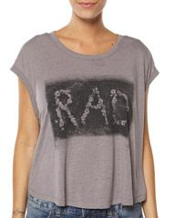 BILLABONG RAD DAY TEE - NUTMEG