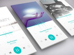 Daily UI - 009 Music Player