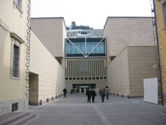 Museum of Modern and Contemporary Art of Rovereto and Trento (MART)