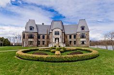 Celine Dion's Laval, Quebec Mansion For Sale.