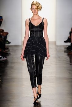 Alexandre Herchcovitch Spring 2014 Ready-to-Wear Fashion Show