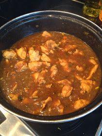 Lekker eten met Marlon: Pilaf (of pilav) met kip, perzik, ketjap en rijst
