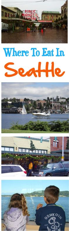 Best Seattle restaurants and Seattle food, including coffee, breakfast, seafood, dinner, and more! | at NeverEndingJourneys.com