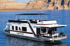 Lake Powell Houseboat Rental Comparison Tool helps guests determine which houseboat suits their rental needs.