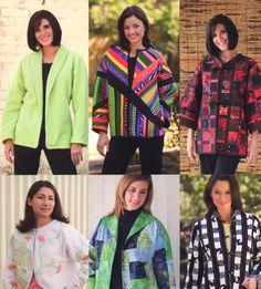 Sweatshirt jacket patterns