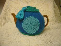 Teacosy with oriental theme