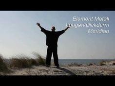 Fünf Elemente Qi Gong, Tai Chi - FORM AM STRAND - YouTube