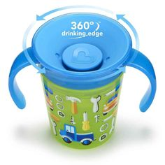 Munchkin Miracle Cup 6-Ounce Car Deco Trainer
