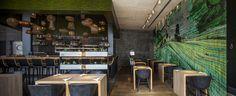 Kisu - Asian Restaurant,  Orly Avron Alkabes Lighting Design, Design: Yaron Tal, Photo: Yoav Gurin