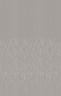 Feather Grass Stone wallpaper by Farrow
