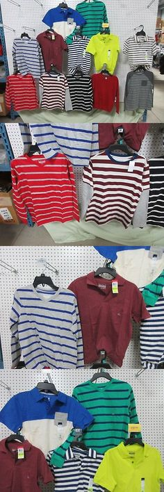 Mixed Items and Lots 15620: 12 Boys Youth Lots 10-12 Large Clothing Basic Edition Route 66 Tee Shirts Lg Kid -> BUY IT NOW ONLY: $62.54 on eBay!