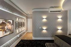 Casa Tripoli: Quartos translation missing: br.style.quartos.moderno por Arquiteto Aquiles Nícolas Kílaris