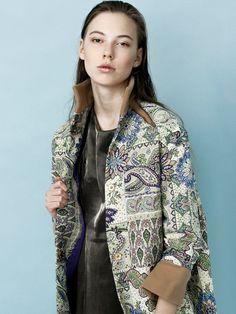 Пальто из гобелена — Elena Zlokazova @ LMBD