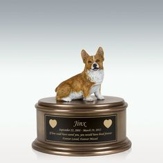 no more back pain Memorial Urns, Memorial Stones, Farewell Words, Only God Knows Why, Cremation Urns, Pembroke Welsh Corgi, Pet Names, Pet Memorials, Custom Engraving